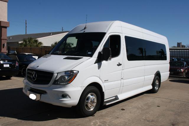 2014 Mercedes-Benz Sprinter Cargo Vans EXT Custom Houston, Texas 0