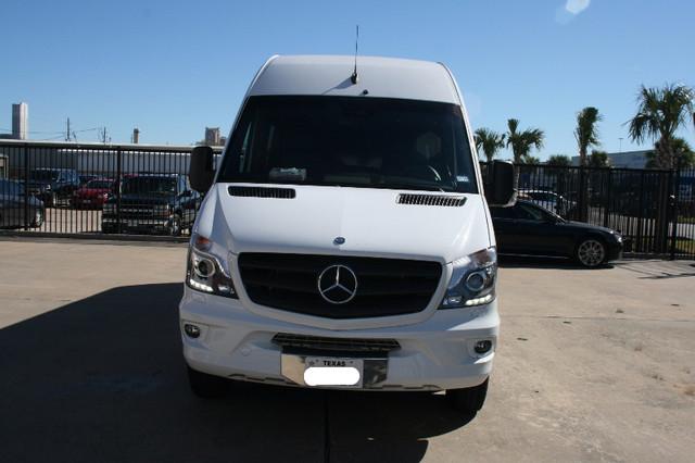 2014 Mercedes-Benz Sprinter Cargo Vans EXT Custom Houston, Texas 1