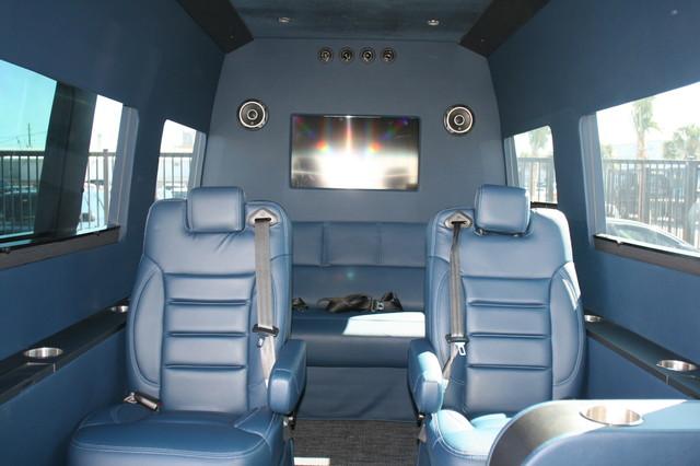 2014 Mercedes-Benz Sprinter Cargo Vans EXT Custom Houston, Texas 9