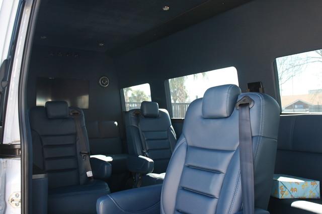 2014 Mercedes-Benz Sprinter Cargo Vans EXT Custom Houston, Texas 11