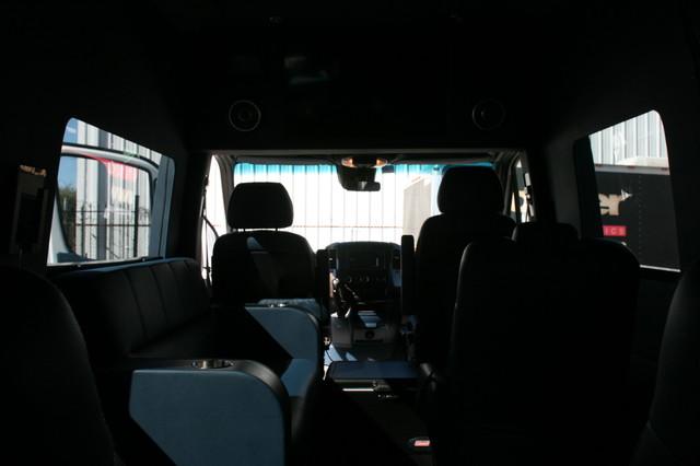 2014 Mercedes-Benz Sprinter Cargo Vans EXT Custom Houston, Texas 12