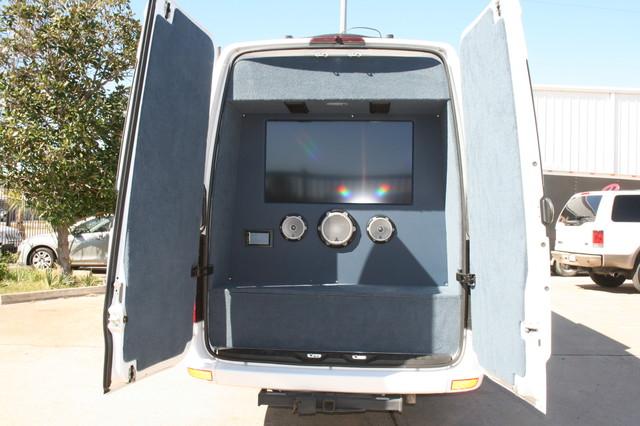 2014 Mercedes-Benz Sprinter Cargo Vans EXT Custom Houston, Texas 23