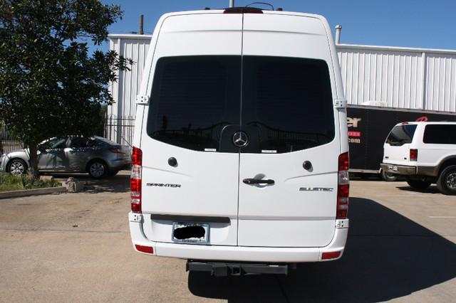 2014 Mercedes-Benz Sprinter Cargo Vans EXT Custom Houston, Texas 3