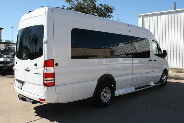 2014 Mercedes-Benz Sprinter Cargo Vans EXT Custom Houston, Texas 8