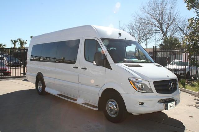 2014 Mercedes-Benz Sprinter Cargo Vans EXT Custom Houston, Texas 6