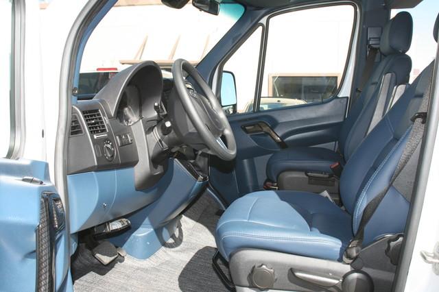 2014 Mercedes-Benz Sprinter Cargo Vans EXT Custom Houston, Texas 10
