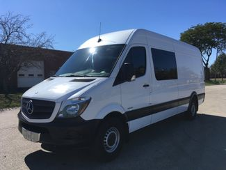 2014 Mercedes-Benz Sprinter Crew Vans Chicago, Illinois 0