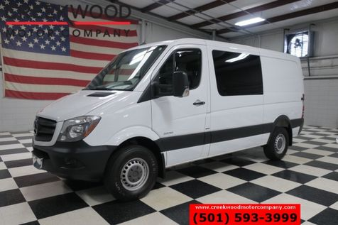 2014 Mercedes-Benz Sprinter Crew Vans White Diesel Auto Low Miles Power Cargo Utility in Searcy, AR