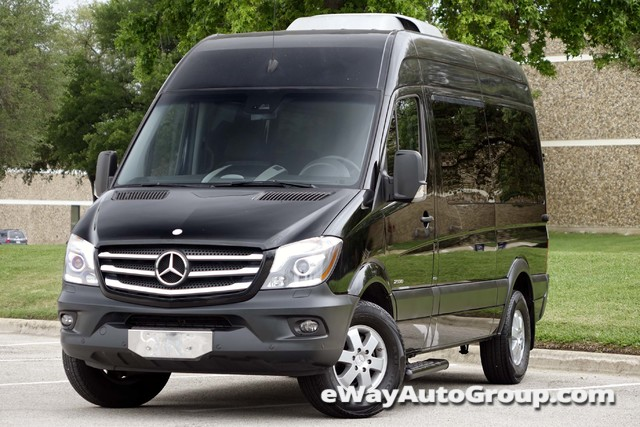 2014 mercedes benz sprinter ebay for Mercedes benz 7 passenger