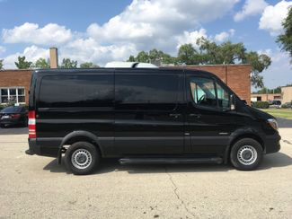 2014 Mercedes-Benz Sprinter Passenger Vans Chicago, Illinois 2