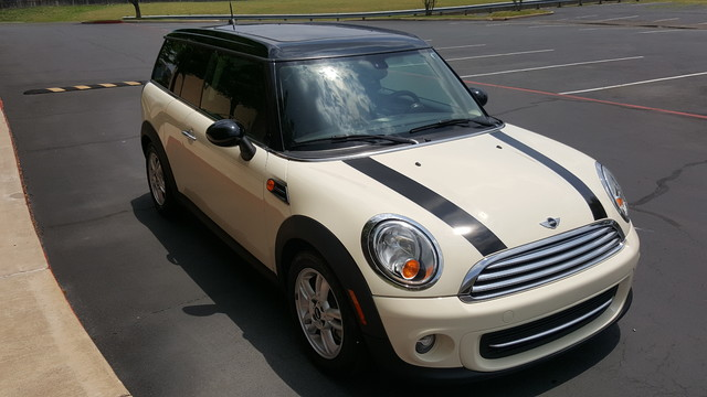 2014 Mini Clubman Arlington, Texas 1