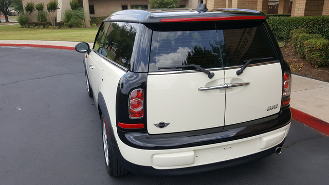 2014 Mini Clubman Arlington, Texas 22