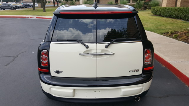 2014 Mini Clubman Arlington, Texas 12