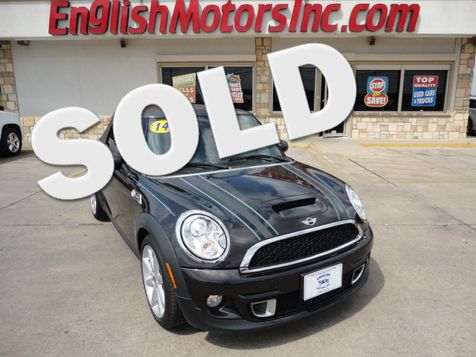 2014 Mini Convertible S in Brownsville, TX