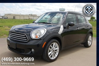 2014 Mini Cooper Countryman PREMIUM PKG | Garland, Texas | Accelerate Auto Group in Garland