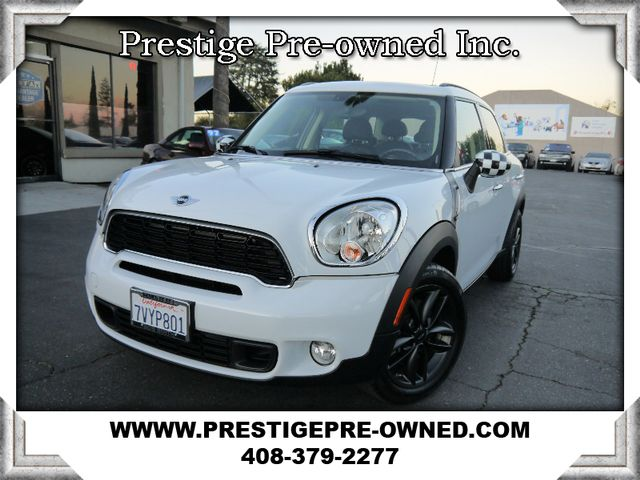 2014 Mini COUNTRYMAN S ((**VERY LOW 36K MILS**))  in Campbell CA