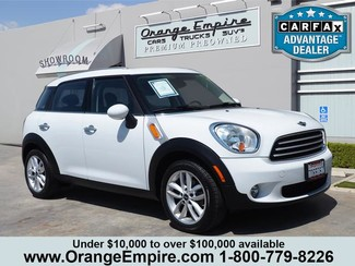 2014 Mini Countryman Orange, CA