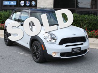 2014 Mini Countryman S ALL4  Paddle Shifters / Bluetooth Rockville, Maryland