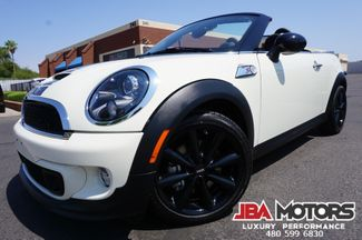 2014 Mini Roadster S Cooper Convertible Turbo | MESA, AZ | JBA MOTORS in Mesa AZ