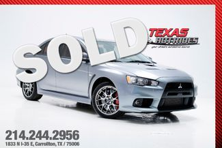 2014 Mitsubishi Lancer Evolution MR With Navigation | Carrollton, TX | Texas Hot Rides in Carrollton