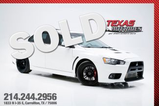 2014 Mitsubishi Lancer Evolution MR Touring With Many Upgrades | Carrollton, TX | Texas Hot Rides in Carrollton