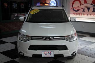 2014 Mitsubishi Outlander GT AWD  city WI  Oliver Motors  in Baraboo, WI