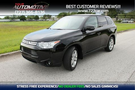 2014 Mitsubishi Outlander GT in PINELLAS PARK, FL