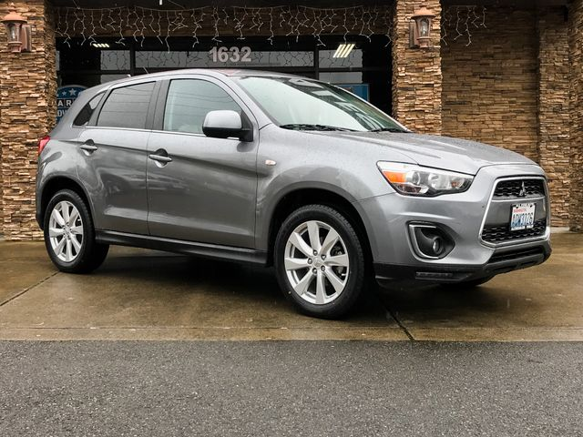 2014 Mitsubishi Outlander Sport SE 4WD This vehicle is a CarFax certified one-owner used car Pre-