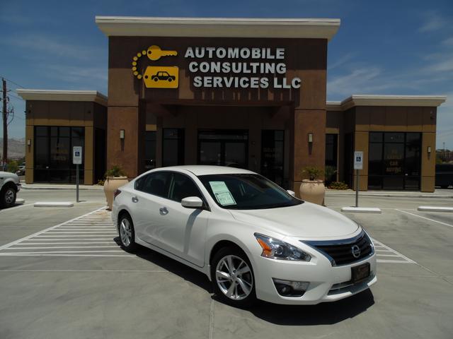 2014 Nissan Altima 2.5 SL Bullhead City, Arizona 0