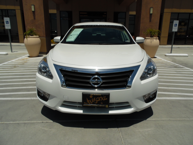 2014 Nissan Altima 2.5 SL Bullhead City, Arizona 1