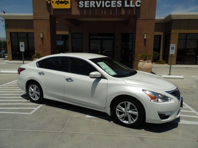 2014 Nissan Altima 2.5 SL Bullhead City, Arizona 10