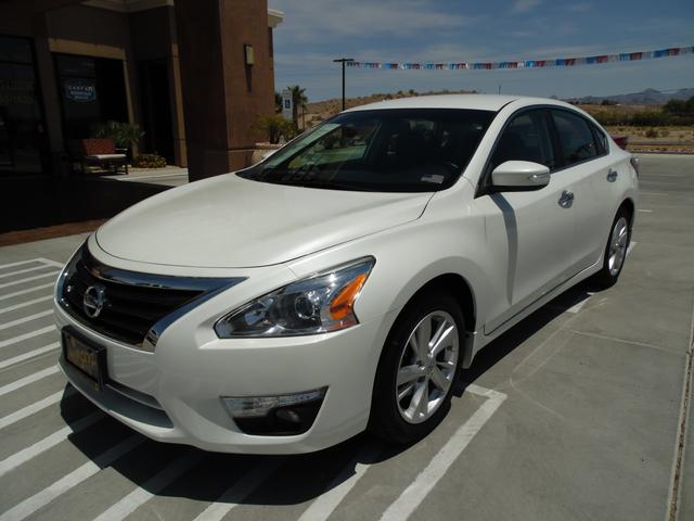2014 Nissan Altima 2.5 SL Bullhead City, Arizona 2