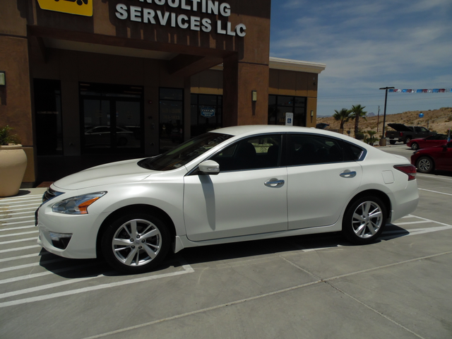 2014 Nissan Altima 2.5 SL Bullhead City, Arizona 3