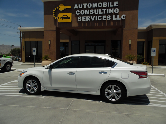 2014 Nissan Altima 2.5 SL Bullhead City, Arizona 4
