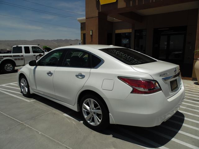 2014 Nissan Altima 2.5 SL Bullhead City, Arizona 5
