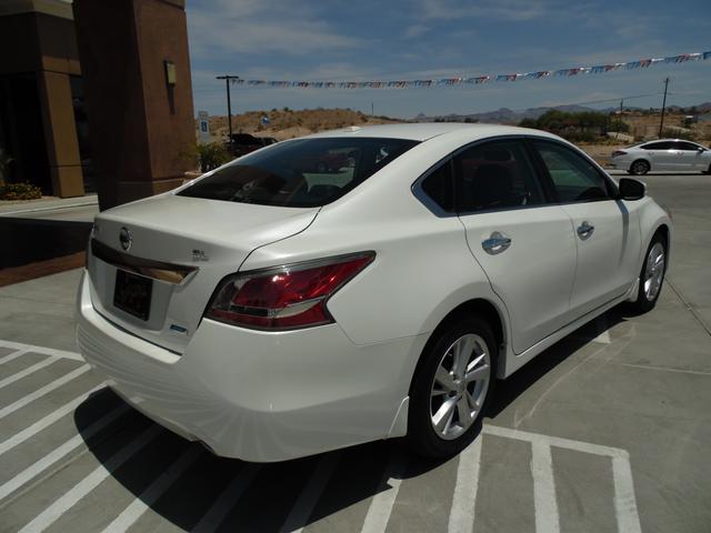 2014 Nissan Altima 2.5 SL Bullhead City, Arizona 8