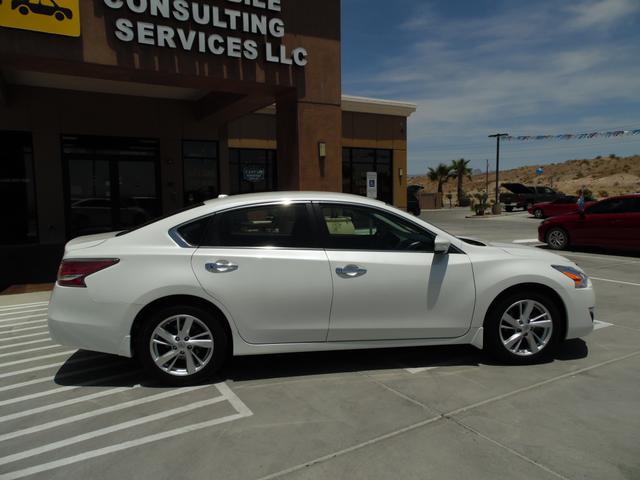 2014 Nissan Altima 2.5 SL Bullhead City, Arizona 9