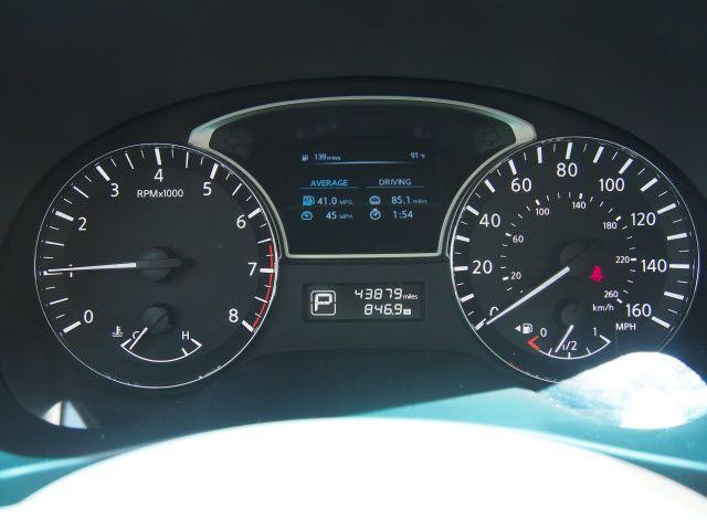 2014 Nissan Altima 2.5 SV Harrison, Arkansas 10