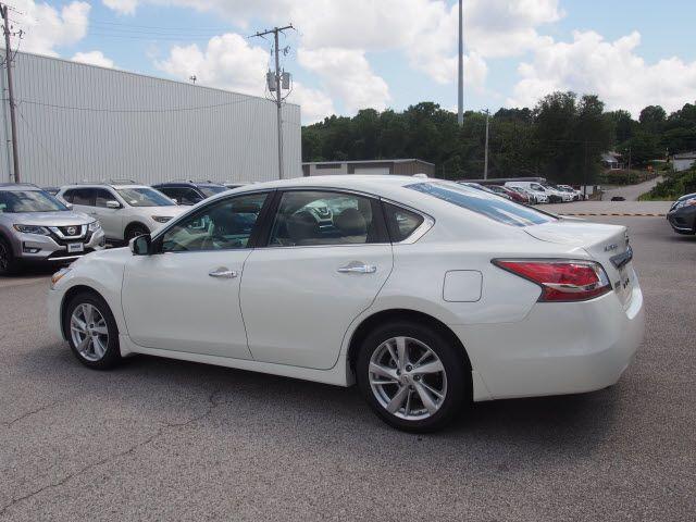 2014 Nissan Altima 2.5 SV Harrison, Arkansas 2