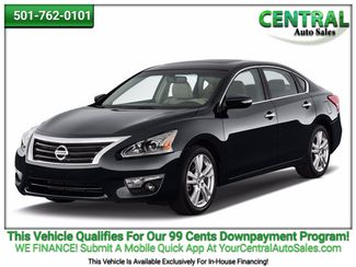 2014 Nissan Altima 2.5 SV | Hot Springs, AR | Central Auto Sales in Hot Springs AR