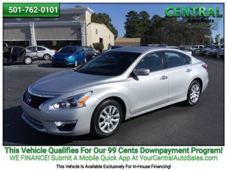 2014 Nissan Altima 2.5 S | Hot Springs, AR | Central Auto Sales in Hot Springs AR