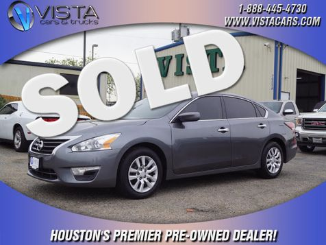 2014 Nissan Altima 2.5 S in Houston, Texas