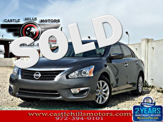 2014 Nissan Altima in Lewisville Texas