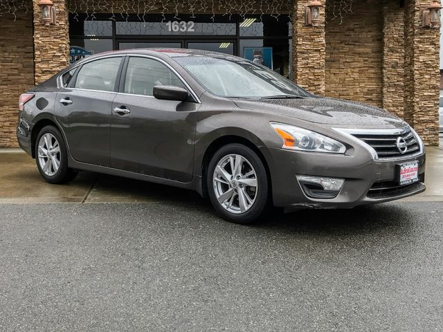 2014 Nissan Altima 25 SV The CARFAX Buy Back Guarantee that comes with this vehicle means that yo