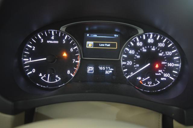 2014 Nissan Altima 2.5 SV Richmond Hill, New York 11