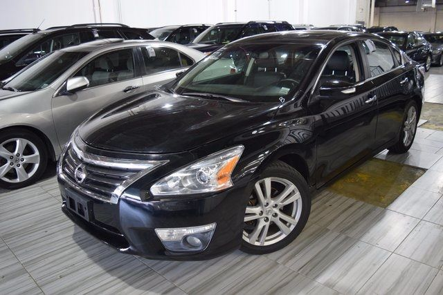 2014 Nissan Altima 3.5 SL Richmond Hill, New York 1