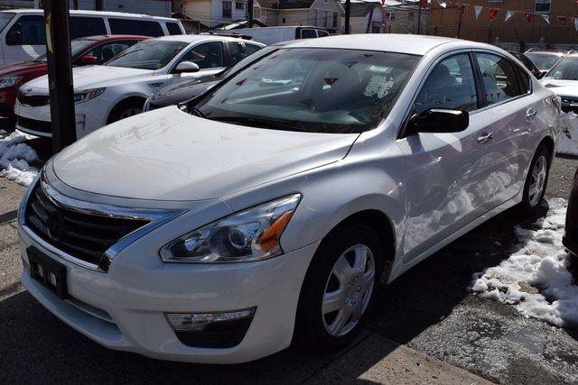 2014 Nissan Altima 2.5 S Richmond Hill, New York 2