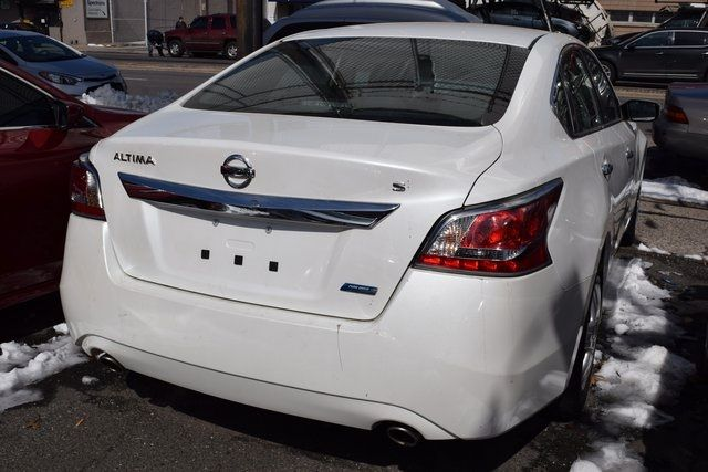 2014 Nissan Altima 2.5 S Richmond Hill, New York 5