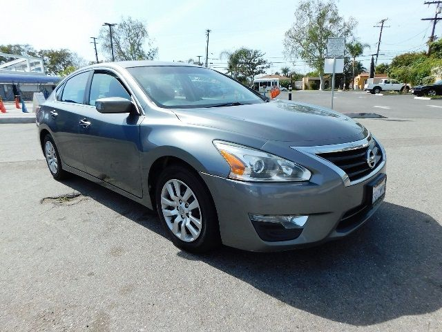 2014 Nissan Altima 25 S Limited warranty included to assure your worry-free purchase AutoCheck r