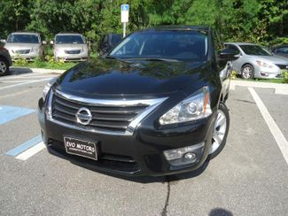 2014 Nissan Altima SL TECH. NAVI. LTHR. SUNRF. BLIND SPOT SEFFNER, Florida